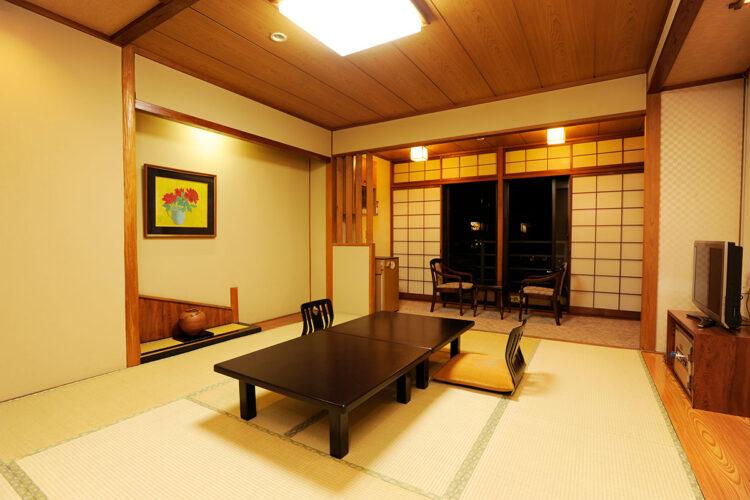 ホテル南風荘の和室