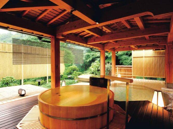 ホテル南風荘のお風呂